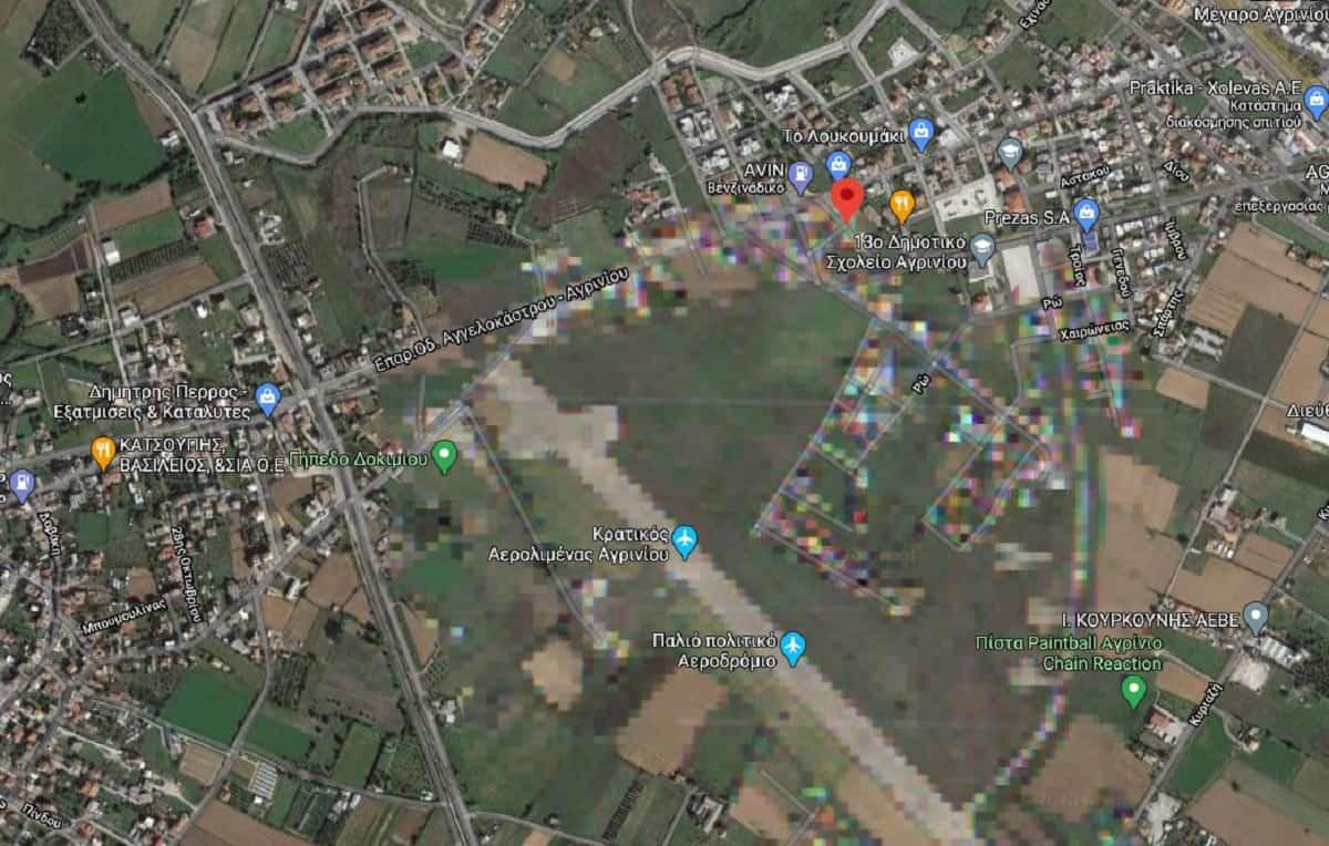 Αγρίνιο: Πωλείται οικόπεδο 156 τ.μ. με επαγγελματική στέγη