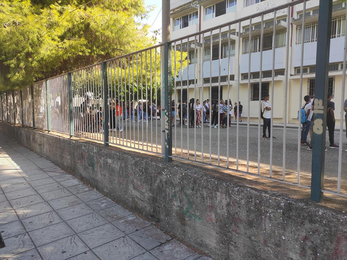 Αγρίνιο: Χωρίς παρατράγουδα το πρώτο κουδούνι στα σχολεία