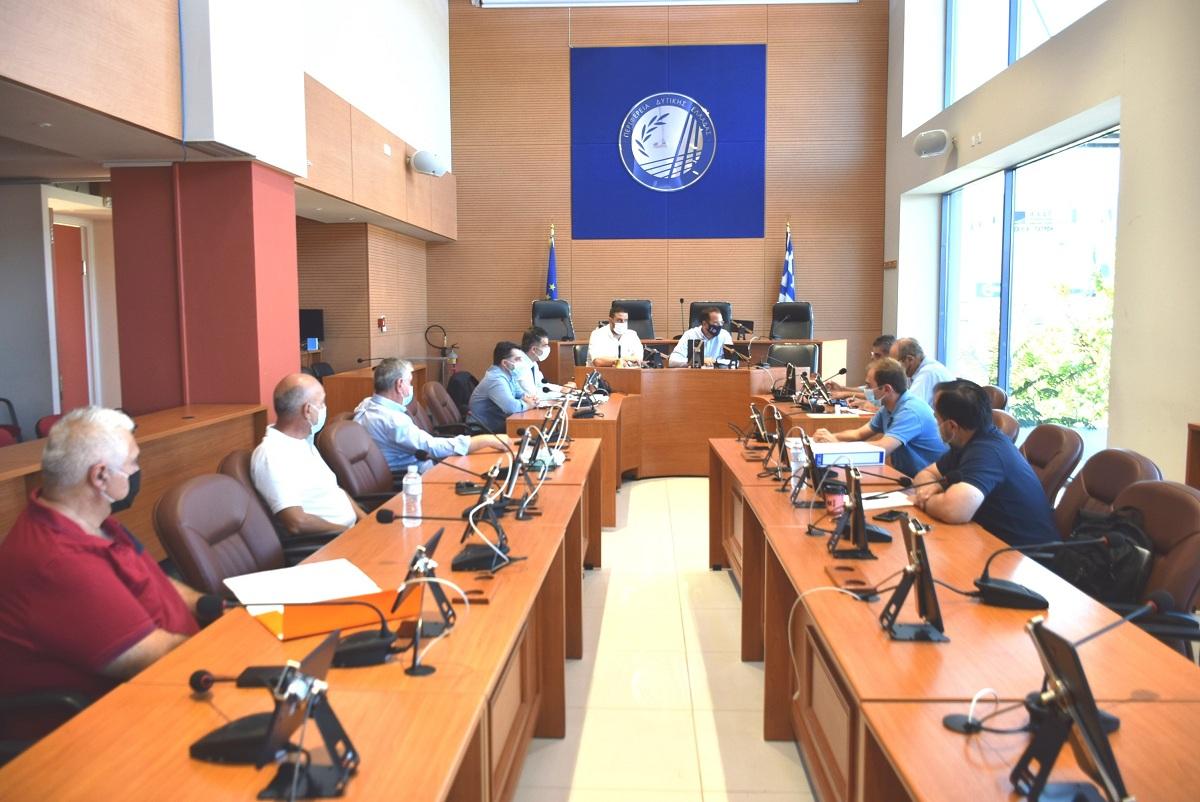 Σύσκεψη για τη σύνδεση Αγρινίου με Ιόνια Οδό: ωρίμανση και χρηματοδότηση τα ζητούμενα