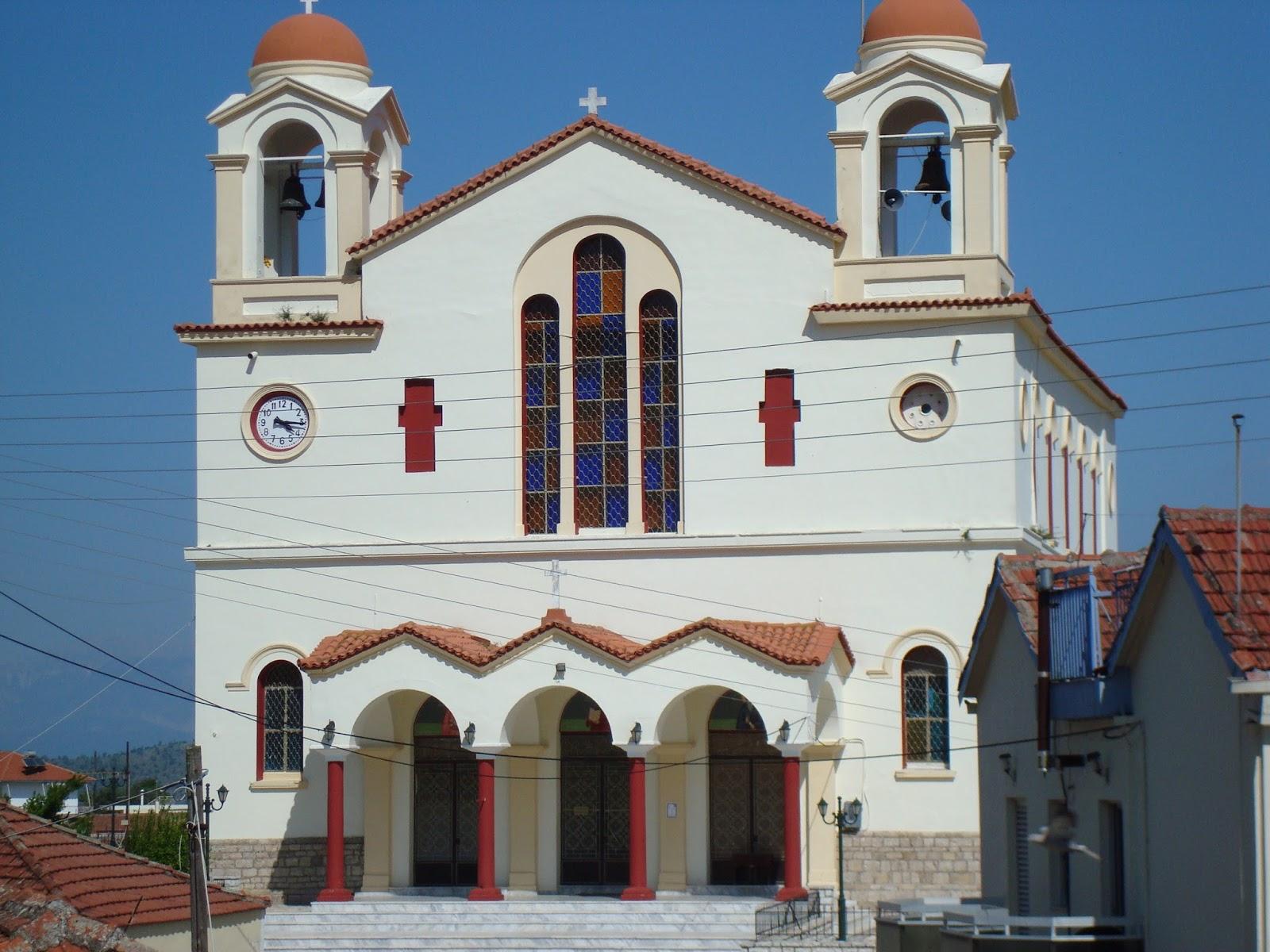 Φυτείες: To πρόγραμμα εορτασμού του Αγίου Ιωάννη του Θεολόγου