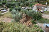 Καταστροφές από την κακοκαιρία στο δήμο Θέρμου: Αίτημα να κηρυχθεί σε κατάσταση έκτακτης ανάγκης