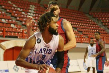 Λάρισα – Χαρίλαος Τρικούπης 92-70: Στην επόμενη φάση του Κυπέλλου οι Θεσσαλοί
