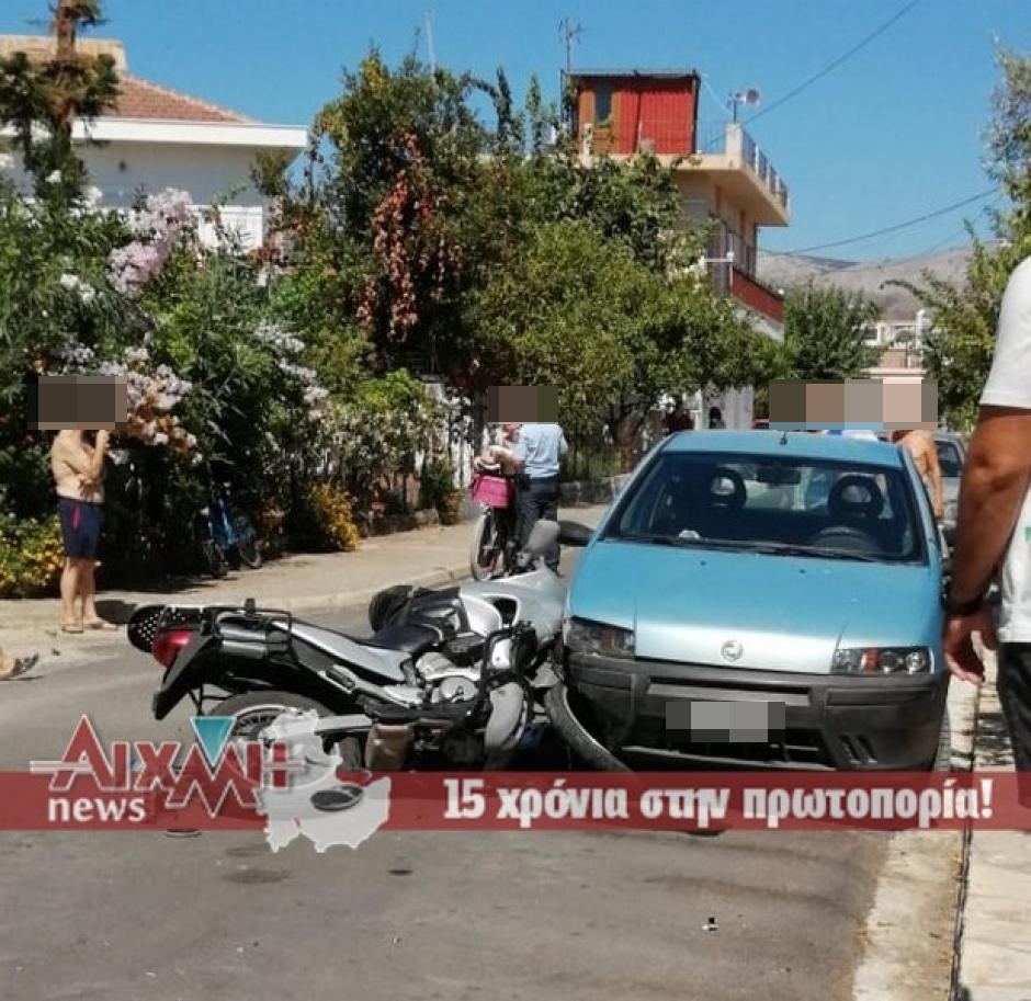 Μεσολόγγι: Σοβαρό τροχαίο ατύχημα στον Συνοικισμό