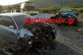 Τραγωδία στη Νεμέα – Ένας νεκρός και οκτώ τραυματίες σε τροχαίο