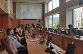 Συνάντηση εργασίας στην Περιφέρεια για τις Βιομηχανικές Περιοχές και τα Επιχειρηματικά Πάρκα στην χώρα