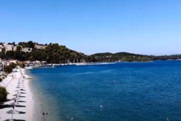 Η Βόνιτσα από ψηλά (βίντεο)