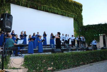 Ολοκληρώθηκε το τριήμερο 1ο Μουσικό Φεστιβάλ Χορωδιών Αγρινίου (φωτο)