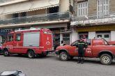 Αγρίνιο: Κινητοποίηση της Πυροσβεστικής για φωτιά σε διαμέρισμα