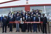 Ο Αρχηγός της Πυροσβεστικής εγκαινίασε το νέο κτήριο του Μεσολογγίου