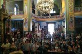 Αγιασμός για την έναρξη των πνευματικών δραστηριοτήτων στην Αγία Τριάδα Αγρινίου