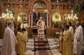 Πανηγύρισε ο Μητροπολιτικός ναός Αγίου Δημητρίου Ναυπάκτου