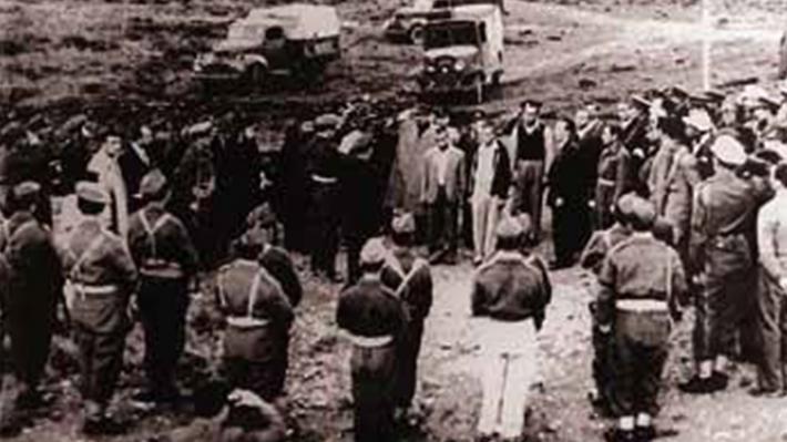 ΠΕΑΕΑ-ΔΣΕ: Εκδήλωση τιμής και μνήμης για τους εκτελεσμένους στην Αγριλιά Μεσολογγίου