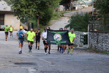 11 ηρωικοί δρομείς έτρεξαν από το Αγρίνιο έως το Περδικάκι!