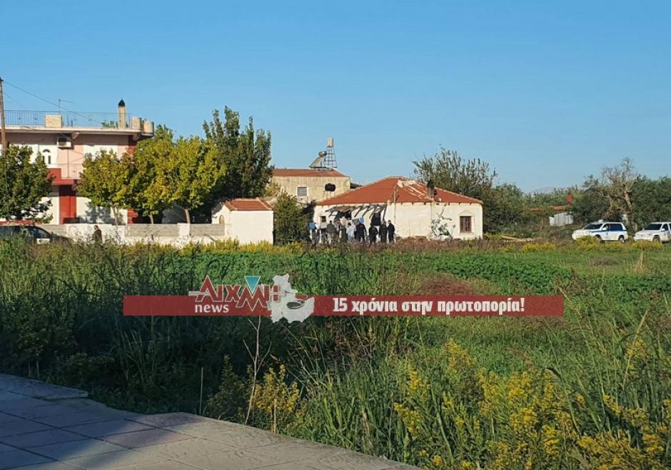 Αιτωλικό: Επιχείρηση της αστυνομίας σε καταυλισμούς Ρομά