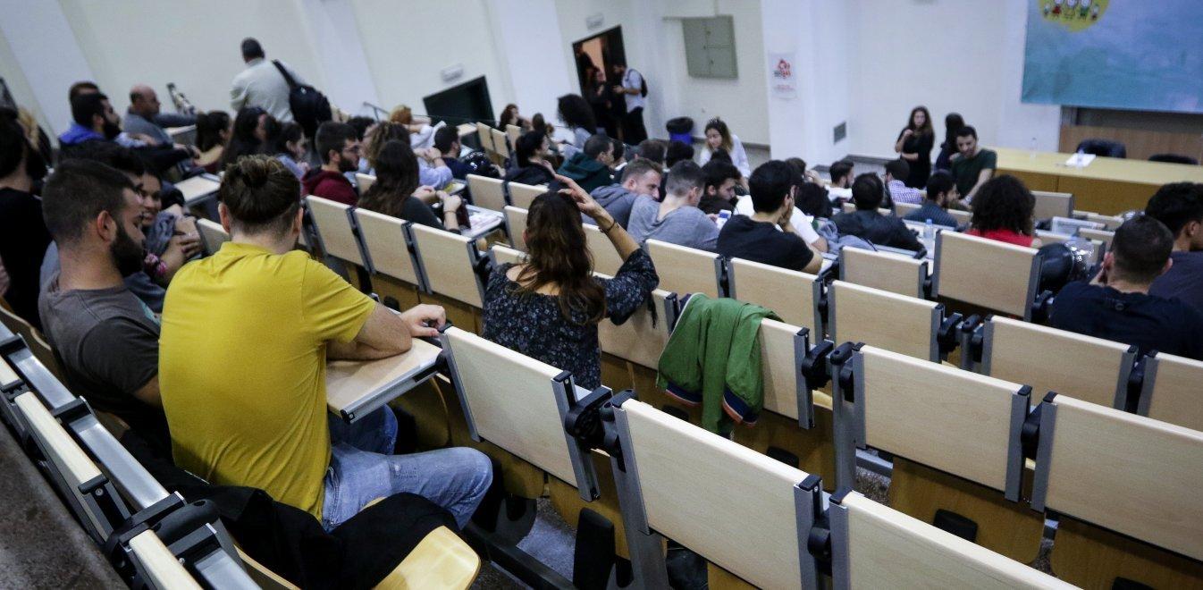 Πώς θα λειτουργήσουν τα πανεπιστήμια – Ολα τα νέα μέτρα για φοιτητές και καθηγητές