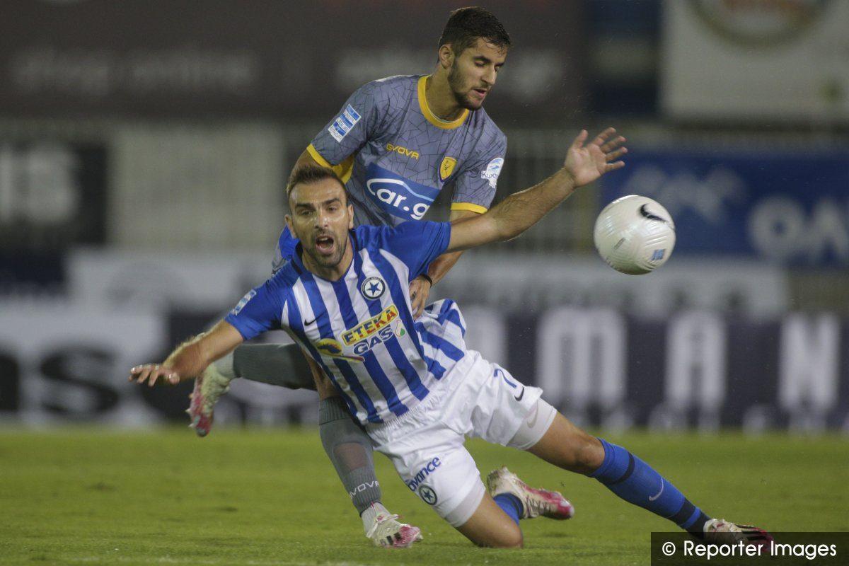 Τα γκολ και οι καλύτερες φάσεις της αναμέτρησης Ατρόμητος-Παναιτωλικός 2-0