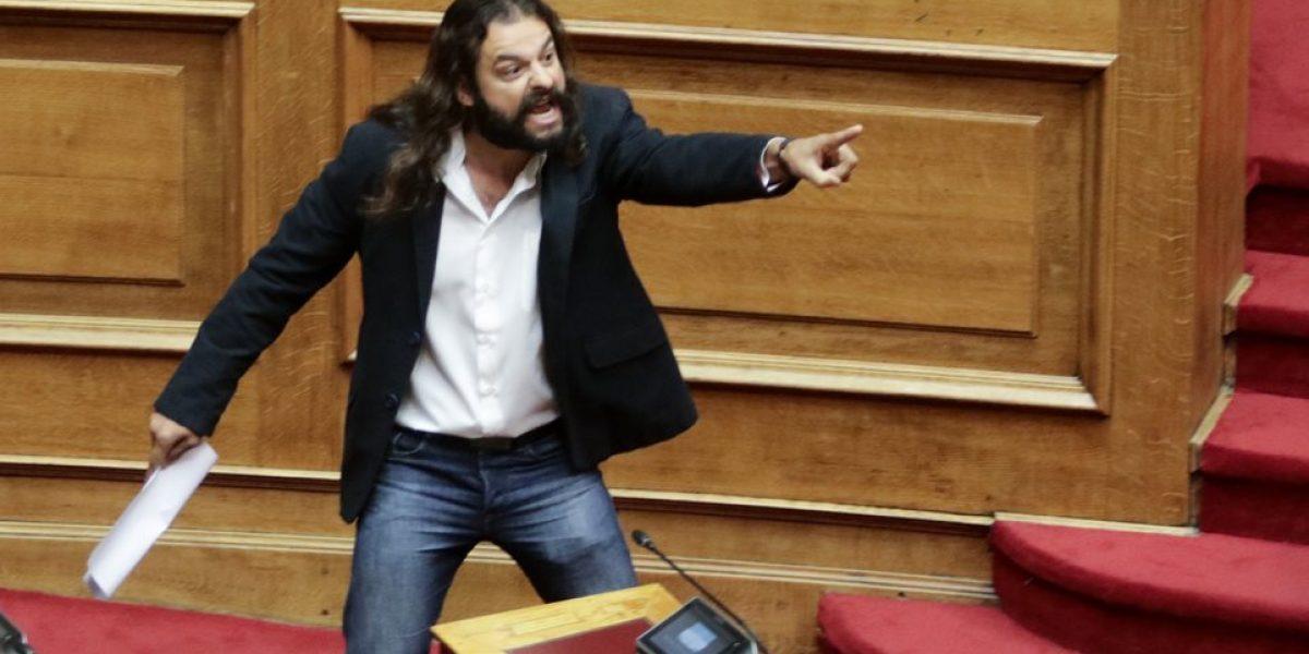 Χρυσή Αυγή: Στη φυλακή και ο πρώην βουλευτής Αιτωλοακαρνανίας Κωνσταντίνος Μπαρμπαρούσης