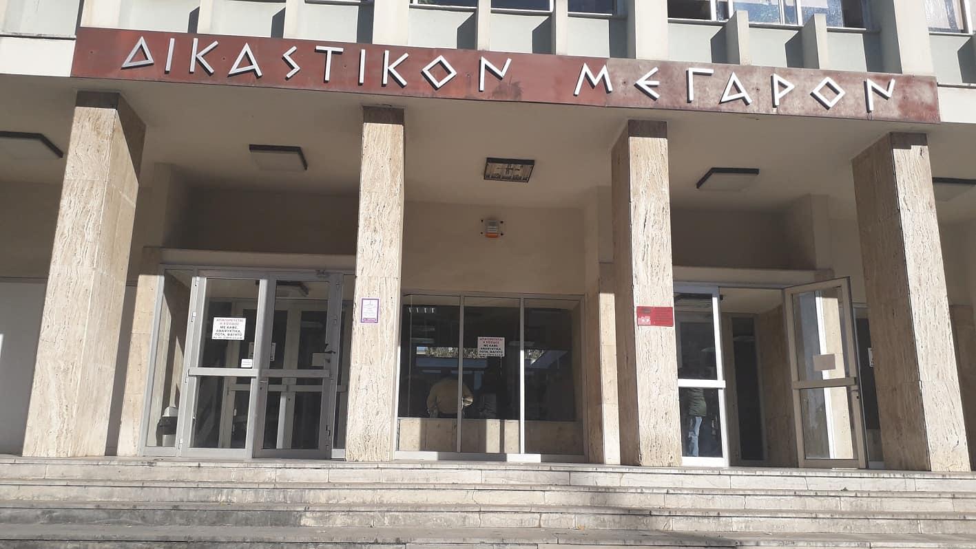 Ο κορονοϊός κλείνει ξανά το Δικαστικό Μέγαρο Αγρινίου