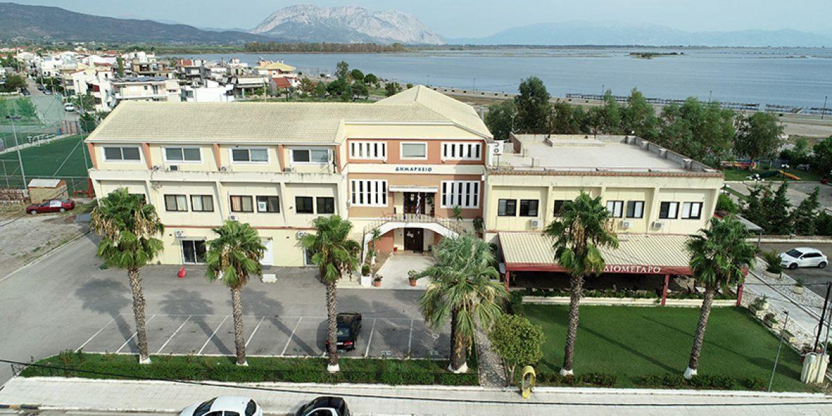 Koρωνοϊός: κλειστό για τρεις ημέρες το δημαρχείο Μεσολογγίου λόγω κρούσματος