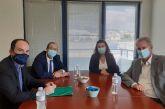 Συνάντηση Δημητρογιάννη- εκπροσώπων του Πανελλήνιου Συνδέσμου Επιχειρήσεων Προστασίας Περιβάλλοντος