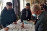 «Έπεσαν» υπογραφές για έργα ανάπλασης σε κεντρικό τμήμα του Αγρινίου