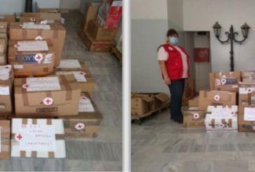 Βοήθεια στους πληγέντες της Καρδίτσας από το Περιφερειακό Τμήμα Ε.Ε.Σ Αγρινίου