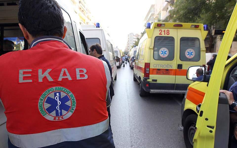 Υπό έλεγχο η κατάσταση στο ΕΚΑΒ Αγρινίου παρά τα κρούσματα