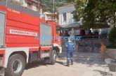 Ναύπακτος: Πυρκαγιά σε σπίτι στο κέντρο της πόλης