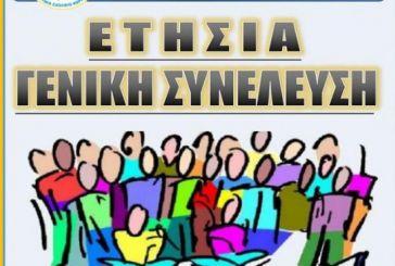 Κάλεσμα στη Γενική Συνέλευση από τον Συλλόγο Γονέων και Κηδεμόνων Παιδικών-Βρεφονηπιακών Σταθμών Δήμου Αγρινίου