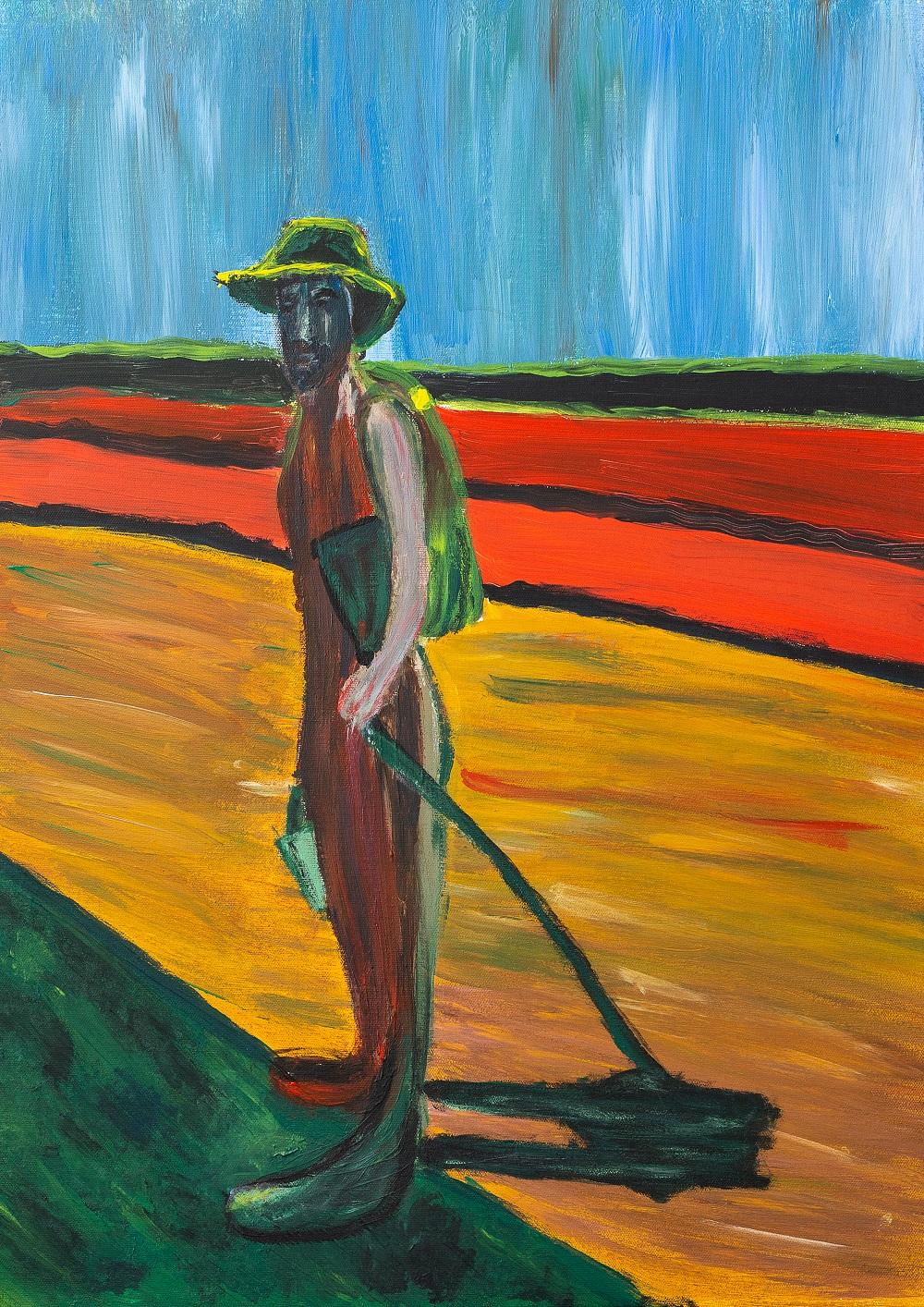Έκθεση ζωγραφικής για καλό σκοπό στον Δήμο Αγρινίου