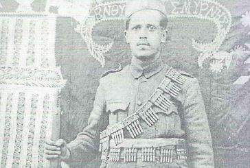 Ο ταγματάρχης Δημήτριος Κασλάς που έγραψε το λαμπρό πολεμικό έπος του 1940 στο Ύψωμα 731 και έχει απογόνους στο Αγρίνιο
