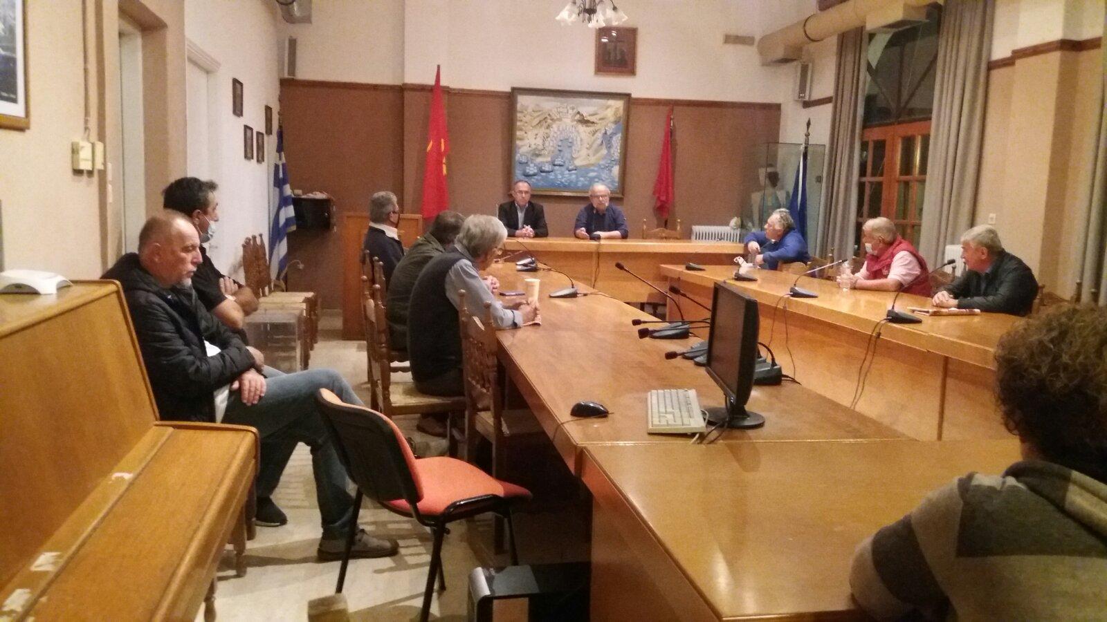 Περιοδείες του ΚΚΕ στην Αιτωλοακαρνανία