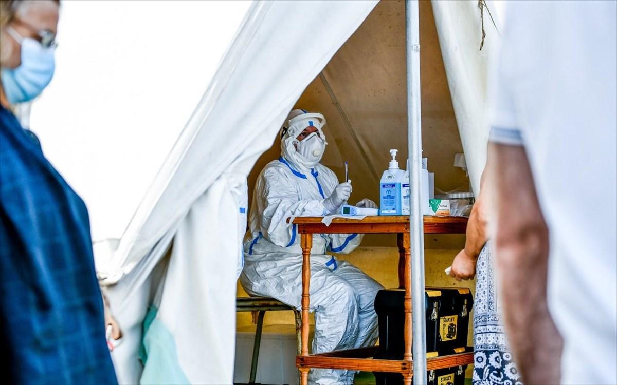 Κορωνοϊός: Αρνητικό ρεκόρ την Παρασκευή με 508 νέα κρούσματα – Κανένα στην Αιτωλοακαρνανία