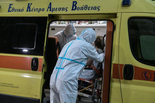 Κορωνοϊός: Ένας ακόμη ηλικιωμένος από τα Ιωάννινα εξέπνευσε στο Νοσοκομείο Μεσολογγίου