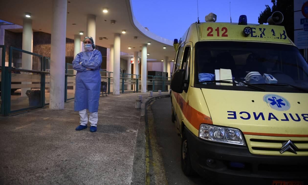 Κορωνοϊός: 72 νεκροί και 2581 νέα κρούσματα