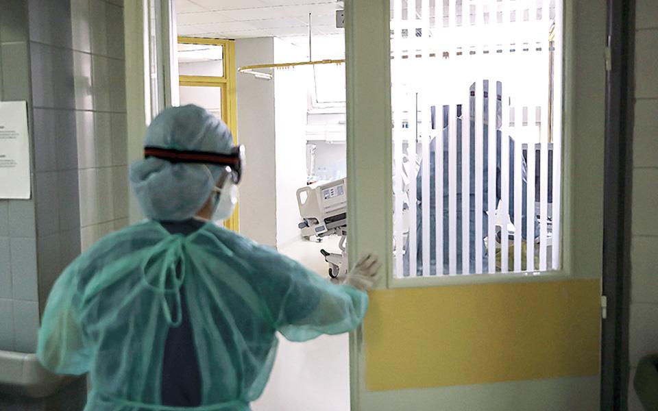 Νοσοκομείο Αγρινίου: πληθαίνουν τα κρούσματα στο υγειονομικό προσωπικό