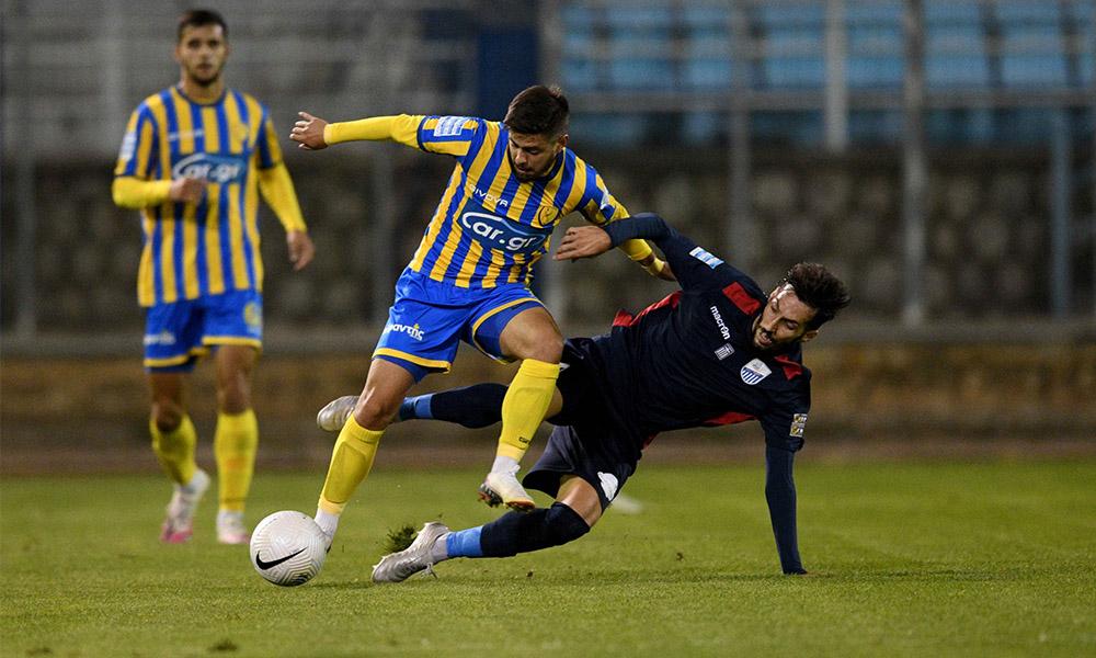 Τα highlights του Λαμία – Παναιτωλικός 0-0