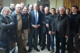 """Σπήλιος Λιβανός: """"Θετική έκβαση για το αρδευτικό της Μακρυνείας"""""""