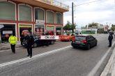 Μεσολόγγι: Έλεγχοι της Αστυνομίας σε οχήματα με ελληνικές σημαίες (φωτο)