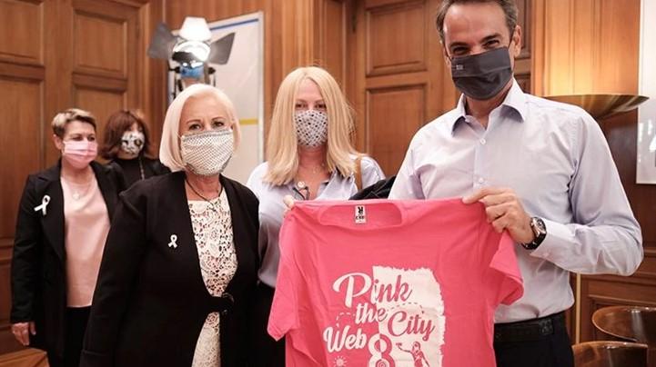 Μητσοτάκης: Δωρεάν μαστογραφία, ανά δύο έτη, για όλες τις γυναίκες από 49 και 50 ετών