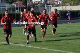 Ισόπαλος (1-1) με Παναιγιάλειο ο Ναυπακτιακός
