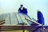 Μπαμπαλιό, 30 χρόνια πριν: Η εργασία των ιερέων στη στέγη του ναού και η ιστορία του χωριού