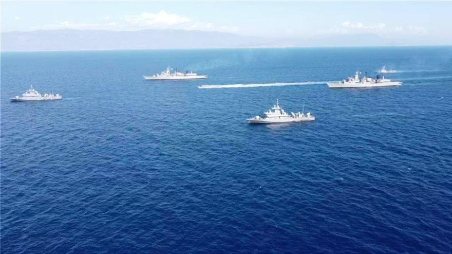 Σε ύψιστη επιφυλακή οι ένοπλες δυνάμεις για το Oruc Reis