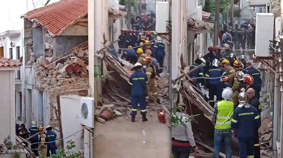 Σεισμός στη Σάμο: Νεκρά δύο παιδιά που καταπλακώθηκαν από τοίχο