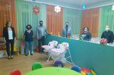 Εγκαίνια σε νέο Βρεφικό Τμήμα στον Δήμο Αγρινίου