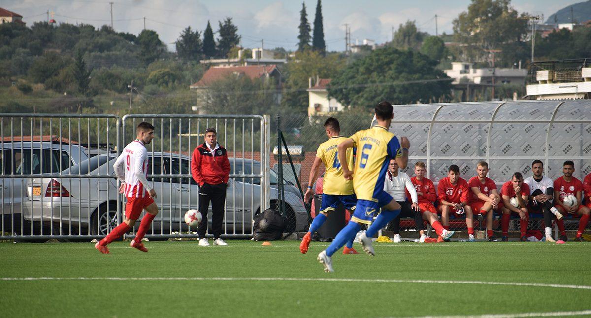 Γ΄ Εθνική: Επανέρχεται στις αγωνιστικές υποχρεώσεις ο Παναγρινιακός