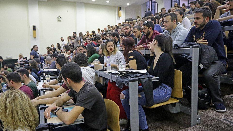 Τι αλλάζει στα ΑΕΙ: Όριο φοίτησης, βάση εισαγωγής και πανεπιστημιακή αστυνομία