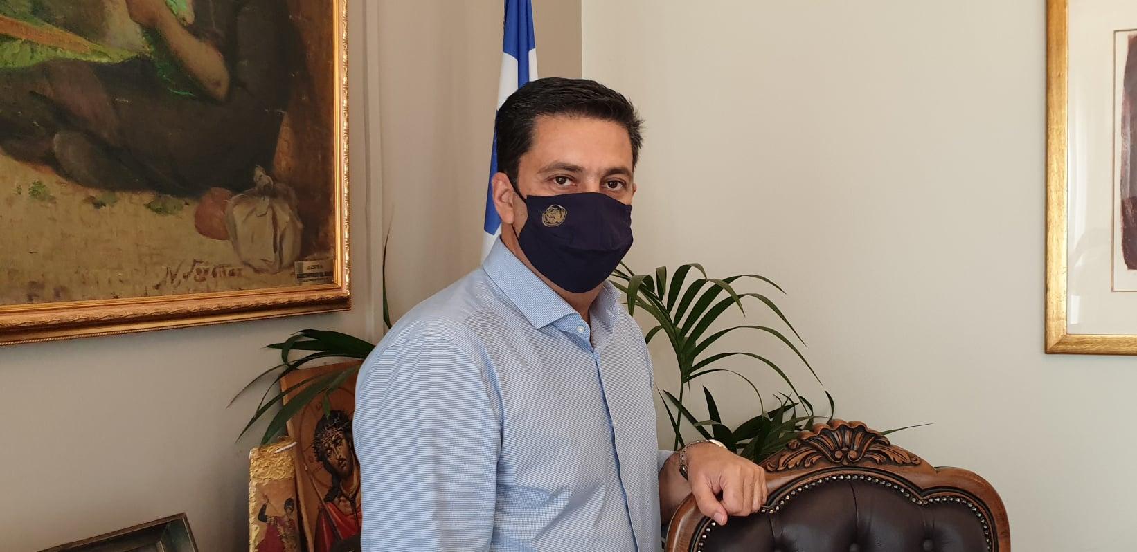Δήμαρχος Αγρινίου: Τιμούμε τον Πολιούχο Άγιο Χριστόφορο με κατάνυξη και αυστηρή τήρηση των μέτρων
