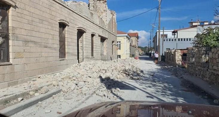 Σεισμός στη Σάμο: Τηλεφώνημα Μητσοτάκη σε Ερντογάν μετά τα 6,7 Ρίχτερ