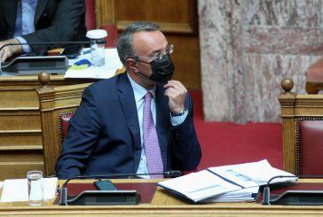 Όσα είπε ο Σταϊκούρας στην τηλεδιάσκεψη για τη Δυτική Ελλάδα